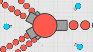 THE BEST BLOODY BALL EVER! (Diep.io)