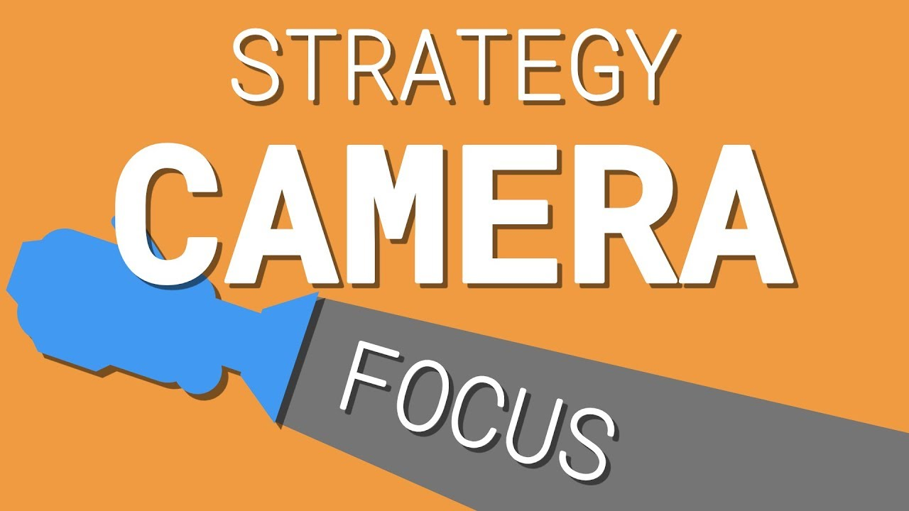 Simple Strategy Camera Click and Focus for UE4 / Unreal Engine 4