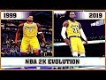 Nba 2k Evolution 1999 2019