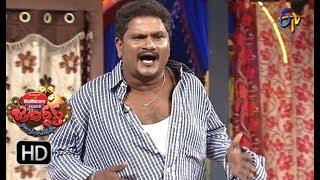 Rajamouli Parody Song Performance | Jabardasth | 20th September 2018 | ETV Telugu