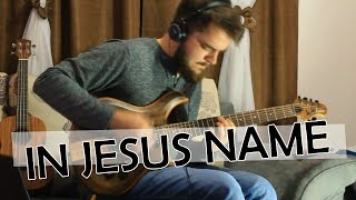 In Jesus Name - Israel Houghton (Guitar / Guitarra Cover) Gui Batista