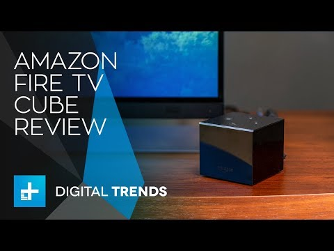 Amazon Fire TV Cube - Hands On Review