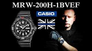 The Casio MRW -200H Tactical Watch / Full Review 2020