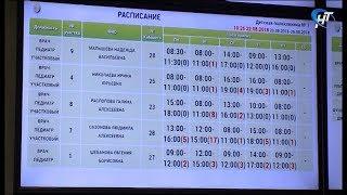 Новгородские поликлиники будут работать дольше вечером и по выходным