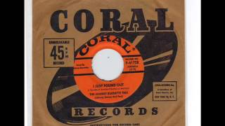 JOHNNY BURNETTE TRIO -  LONESOME TRAIN -  I JUST FOUND OUT  -  CORAL 9 61758