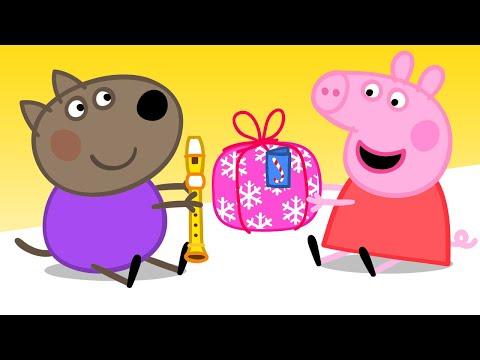 Свинка Пеппа на русском все серии подряд |  нога педро  | Мультики