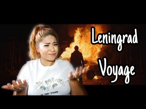 Leningrad — Voyage / Mexican Reaction To Russian Pop