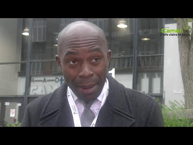 Serge Espoir Matomba au second forum de la Cameroon Patriotic Diaspora