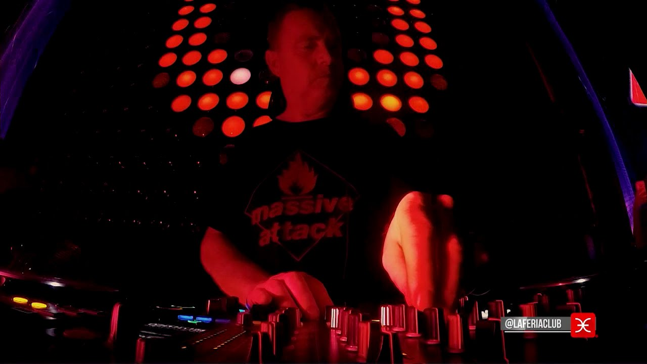 Nick Warren - Live @ La Feria, Santiago, Chile 2019