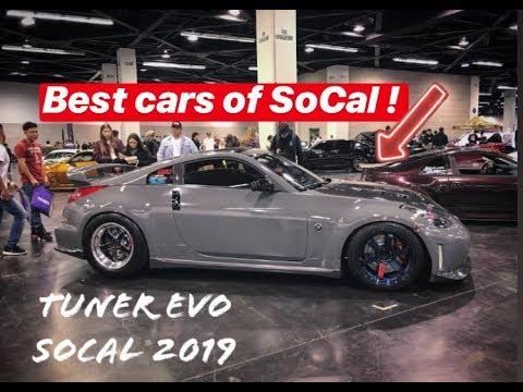 40a9615d72a2 Tuner Evo SoCal 2019 best cars of SoCal