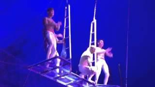 Franccesco- Trapecios bailando serrucho