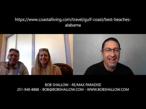 ALABAMA REAL ESTATE & SUNSHINE WITH BOB SHALLOW PART 5