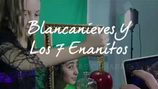 Blancanieves y los 7 enanitos 2018 - Detrás de las cámaras