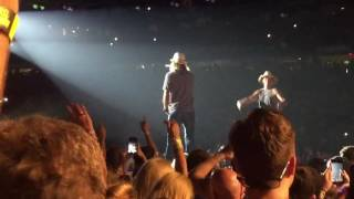 Kenny Chesney Spread the Love Tour Detroit 8/13/2016