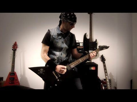 Newsted - Soldierhead [Cover]