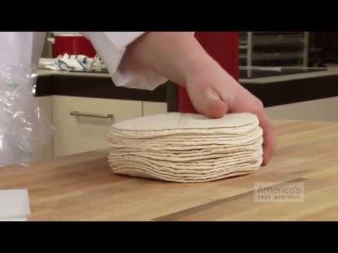 Super Quick VIdeo Tips: The Smart Way to Store Frozen Tortillas