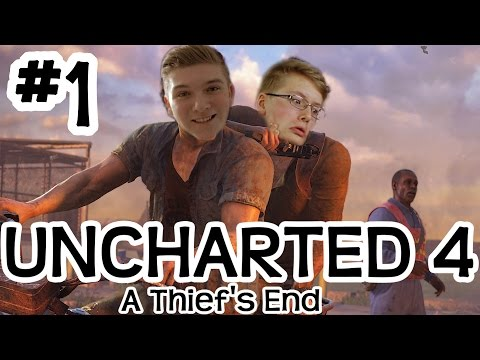 Uncharted IV│#1│The Lure of Adventure│+EnK1│CZ│1080p24fps│16:9