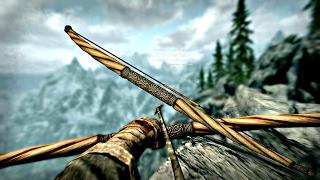 Skyrim mod: Древний Орочий лук / Twister - Ancient Orcish Bow