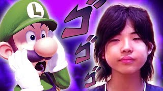 The Most Dangerous Japanese Smash Bros Player