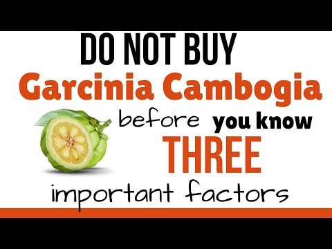 WARNING DO NOT buy Garcinia Cambogia until you see SIDE EFFECTS review on Garcinia Cambogia