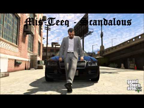 GTA 5 - Mis-Teeq - Scandalous