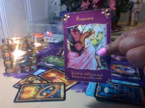 Libra tarot - Wow! They WANT you now Career - wish card, but emotional battle Sept 1 - 15