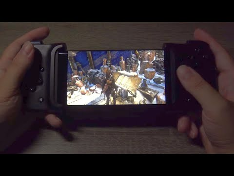 Razer Kishi Android Smartphone Gaming Controller : Test Video Review FR (N-Gamz)