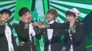 A-Prince - Hello, 에이프린스 - 헬로, Music Core 20121110
