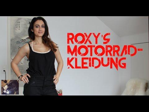Roxy's Motorrad Bekleidung | Schutzkleidung für Frauen - Z1000 MotoVlog #35 [Deutsch]