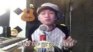U19 Việt Nam - Nhạc Mùa Đông Yêu Thương - LEG