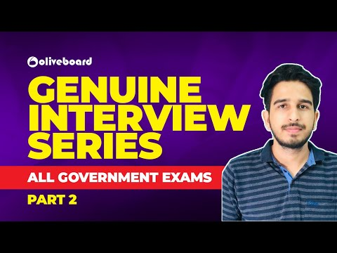 Genuine Interview Series | Part 2 | IBPS RRB PO 2019