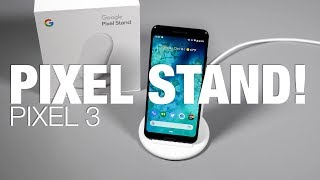 Pixel Stand Overview and Feature Tour!