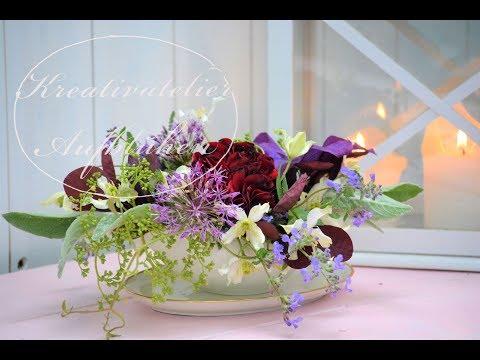 DIY-Dekoidee: Schnelle und einfache Blumendeko selber machen