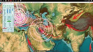 2/27/2019 -- Earthquake Update -- California Volcanoes + Pumping ops hit -- Pacific Unrest due