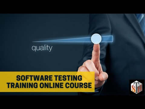 Day 1 Session - Software Testing Training Online Course - YouTube