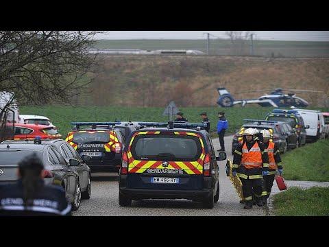 Γαλλία: 22 τραυματίες σε εκτροχιασμό υπερταχείας TGV