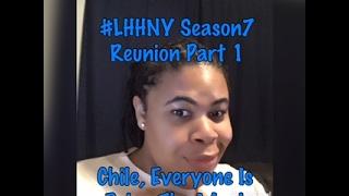 (REVIEW) Love and Hip Hop: New York | Season 7: Reunion | Part 1 (RECAP)
