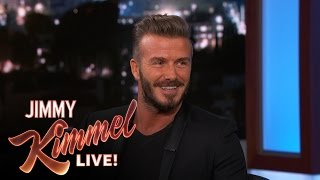 David Beckham on Retirement - Video Youtube