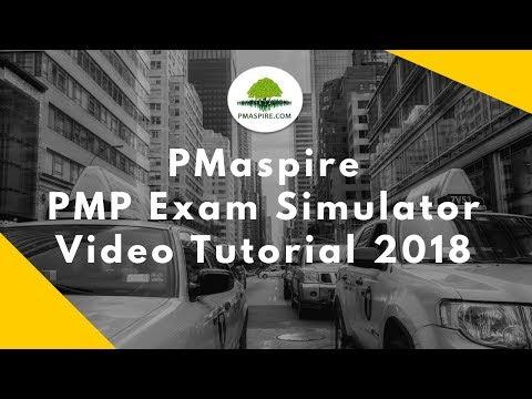 PMaspire PMP Exam Simulator Video Tutorial v 2018 - YouTube