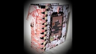 Shabby Chic Pink Big Mini Album
