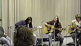 Toad the Wet Sprocket - acoustic Jam from March/April 1990