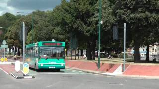 preview picture of video 'BUSES IN CHATHAM AUGUST 2010'
