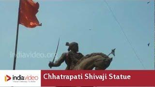 Chhatrapati Shivaji Statue in Chembur