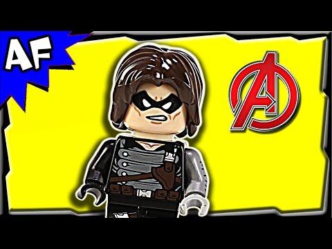 Vidéo LEGO Marvel Super Heroes 5002943 : Le soldat de l'hiver