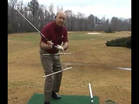 Golf lesson that can change your life – Coming over the Top – by Charlie Sorrell