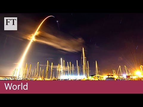 SpaceX-delivered US spy satellite thought destroyed