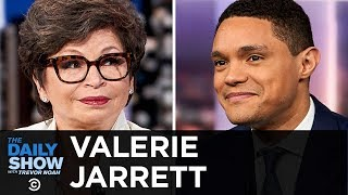 """Valerie Jarrett - """"Finding My Voice"""" and the Journey to the Obama White House 