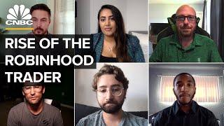 How Robinhood Captures Beginner Investors