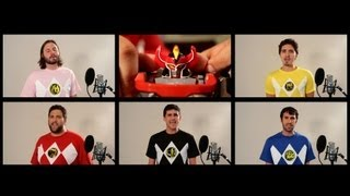 POWER RANGERS THEME - The Warp Zone