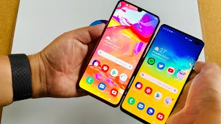 Galaxy A70 48 Hour Review - Midrange Master!